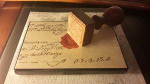 Ex libris della collezione di Carlo Guidotti