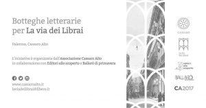 """Alle """"Botteghe letterarie per La via dei Librai"""" Edizioni Ex Libris presentano """"Raccontando l'Ultimo sorriso"""""""