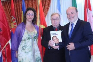 Premio Universum Donna 2017 a Linda Ferrante