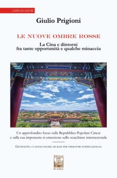 Le nuove ombre rosse, Giulio Prigioni, Edizioni Ex Libris, 2018