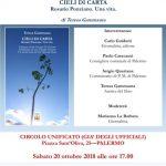 Cieli di carta, di Teresa Gammauta, Edizioni Ex Libris