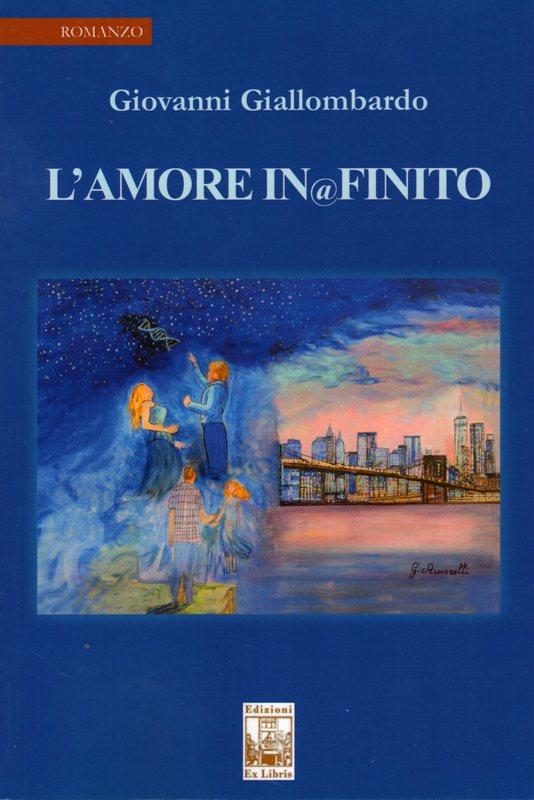 L'amore infinito, Edizioni Ex Libris, copertina