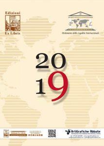 Parlamento della Legalità Internazionale - Calendario 2019