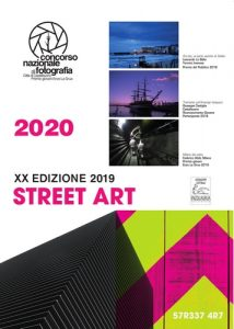 Street Art - Catalogo Calendario 2019 - Concorso nazionale di fotografia Enzo La Grua